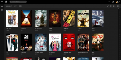 Plex Movie Library