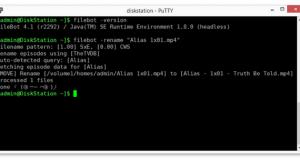 Filebot Screenshot