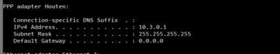 IP adres opzoeken