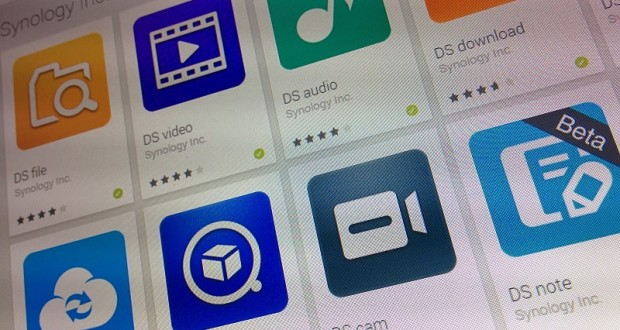 Android Apps voor Synology