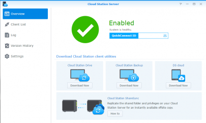Cloud Station Server