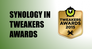 Synology Tweakers Awards