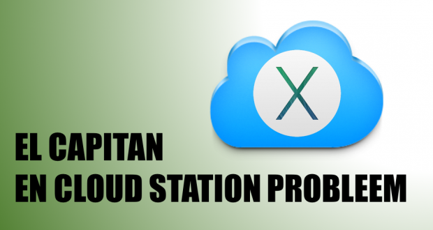 Mac OSX en Cloud Station